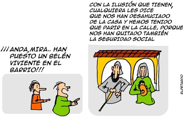 No es Navidad todo lo que reluce (Paco Martínez)