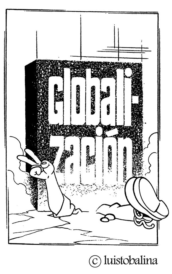 Globalización, de Luis Tobalina