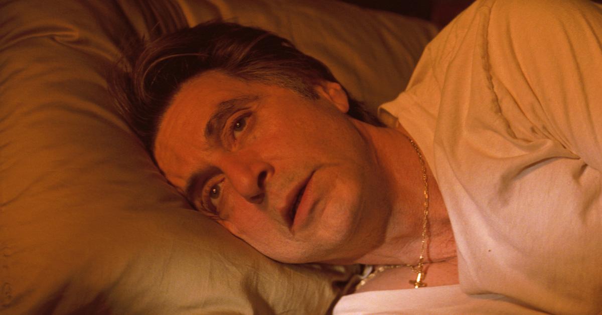 Sin sueños - Insomnia, con Al Pacino