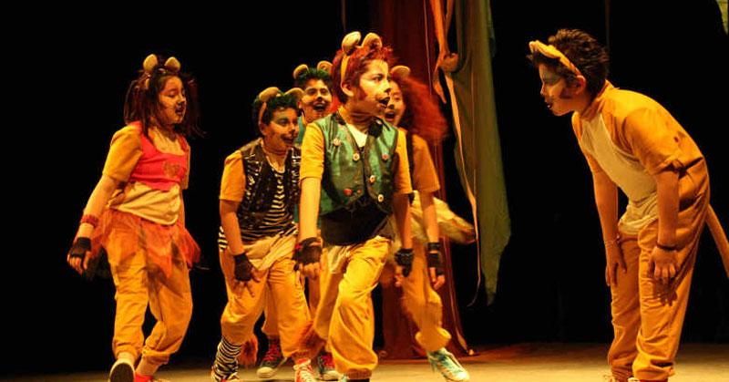 Teatro infantil musical
