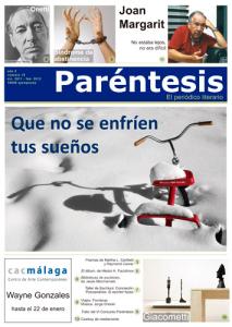 Periódico Paréntesis 19