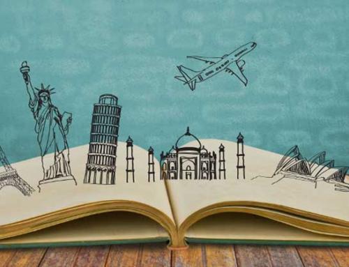 Literatura de viajes. Lánzate a la aventura