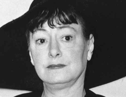 Dorothy Parker, la bruja del cuento