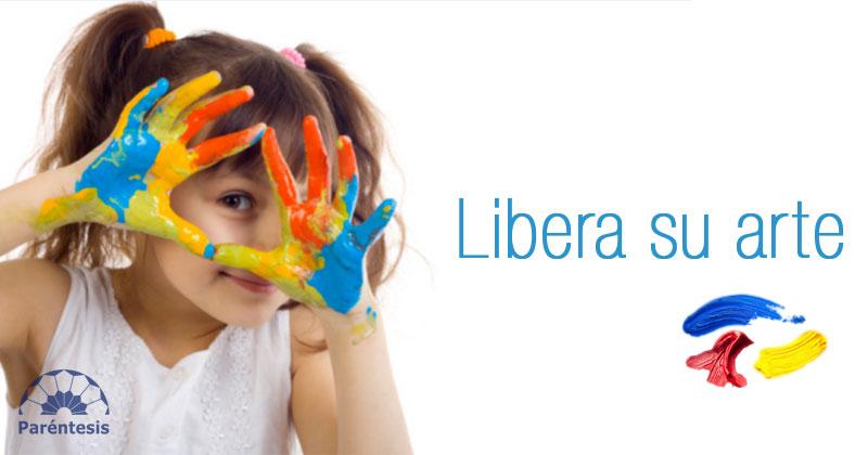 Taller de Pintura para Niños, con María Bueno