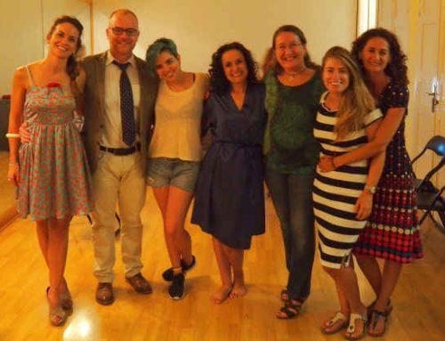 Muestras de teatro 2017
